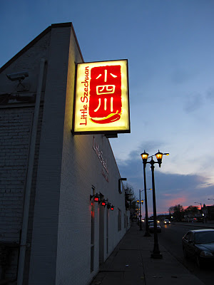 Little Szechuan in St Paul