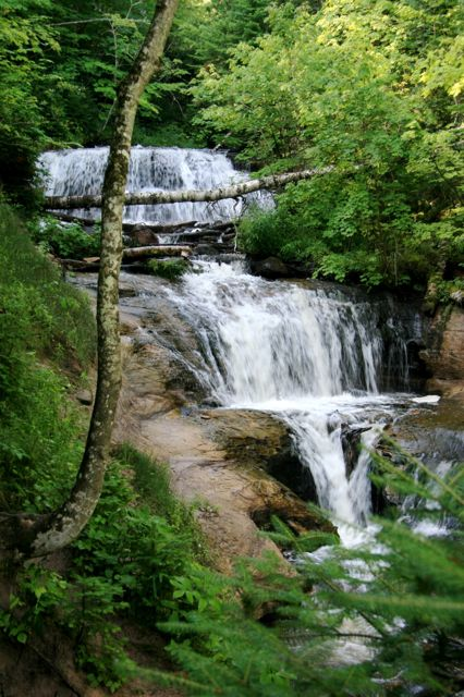 Sable Falls - Things to do in the U.P.