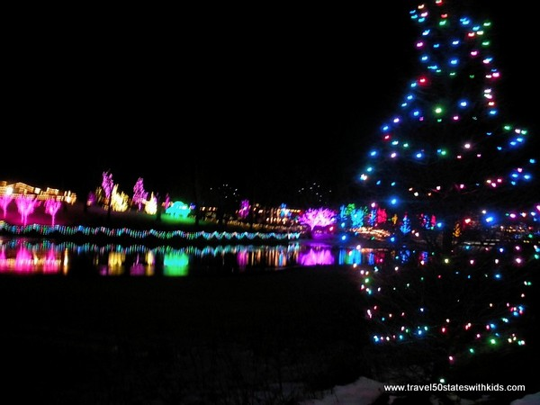 Cincinnati lights 2 - Creation Museum