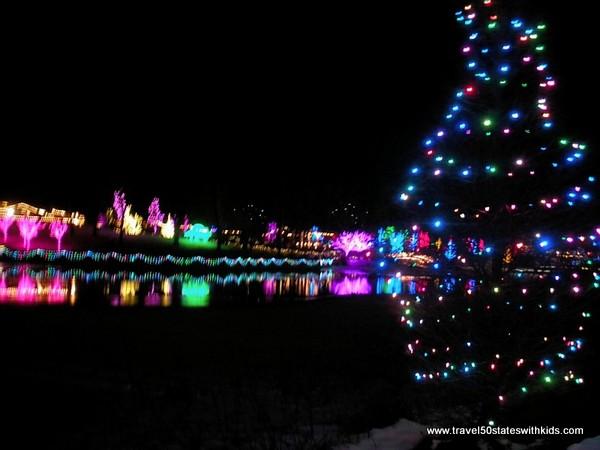 Cincinnati Christmas Lights - Midwest Guest