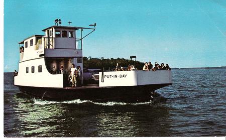 Historic Miller boatJ