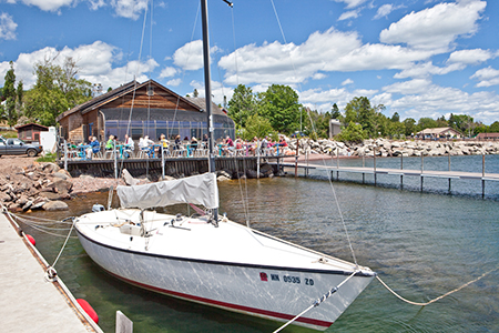 Grand Marais Angry Trout Cafe