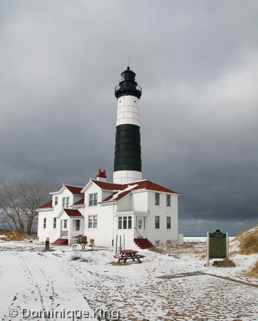 Big Sable lighthouse winter (4 of 4)
