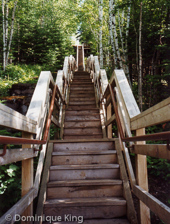 Split Rock Stairway (1 of 1)