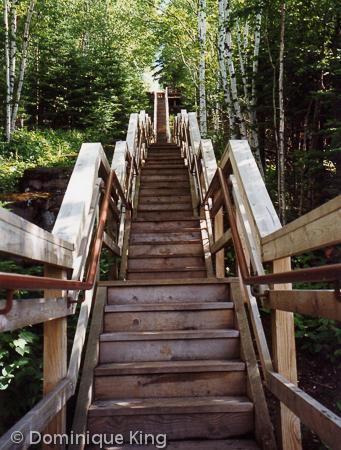 Split Rock Stairway (1 of 1)