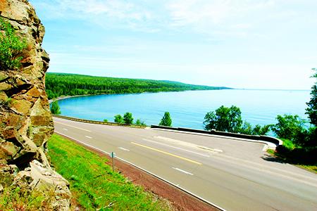 Grand Marais Scenic Drive Highway 61