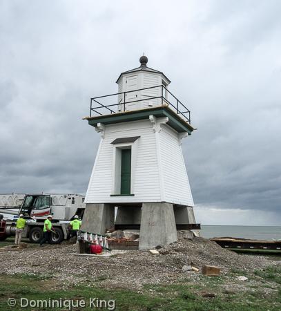 Port Clinton Lighthouse (2 of 3)