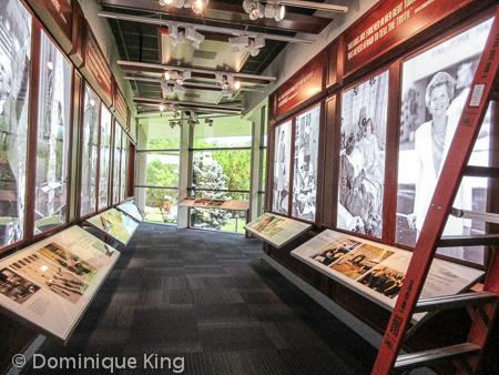 Gerald R Ford Museum Renovation In Grand Rapids Michigan